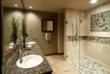 roll in shower design cleveland ohio